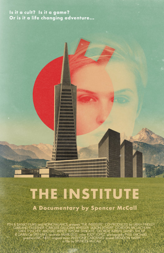 movie poster for the Institute