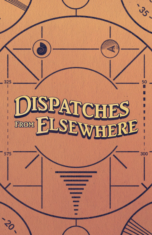 tv poster for Dispatches From Elsewhere